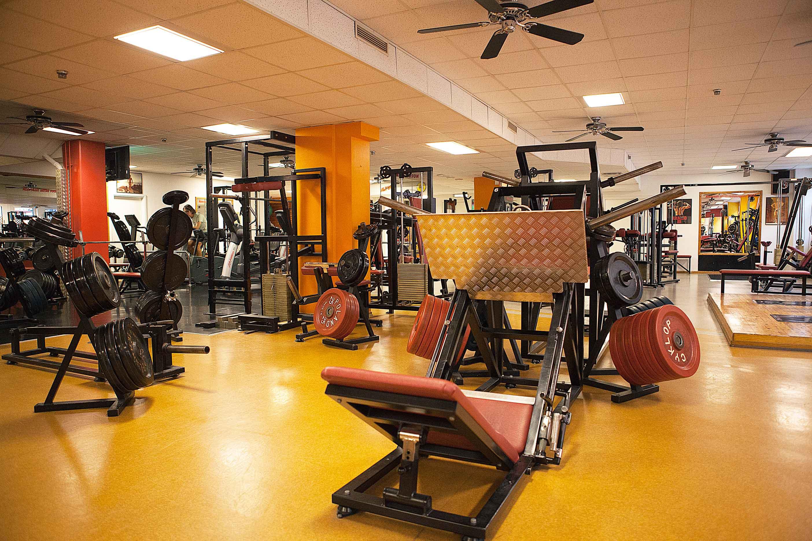 pro gym stockholm